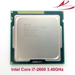 Intel Core i7 2600 3.40GHz