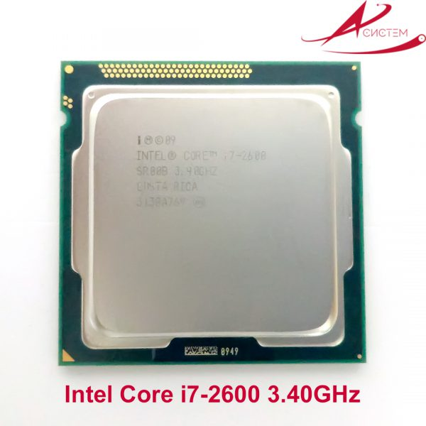 Intel Core i7 2600 3.40GHz