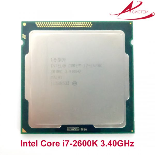 Intel Core i7 2600K 3.40GHz