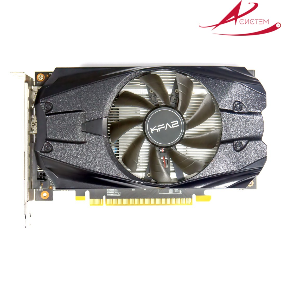 Видеокарта KFA2 GeForce GTX 1050