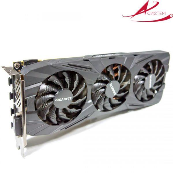 Видеокарта Gigabyte GeForce GTX 1080 Ti black